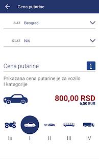 mapa srbije razdaljina u km Putevi Srbije   Apps on Google Play mapa srbije razdaljina u km