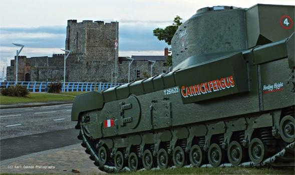 churchhill tank 2