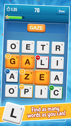 Ruzzle Free 3.3.0 screenshots 1