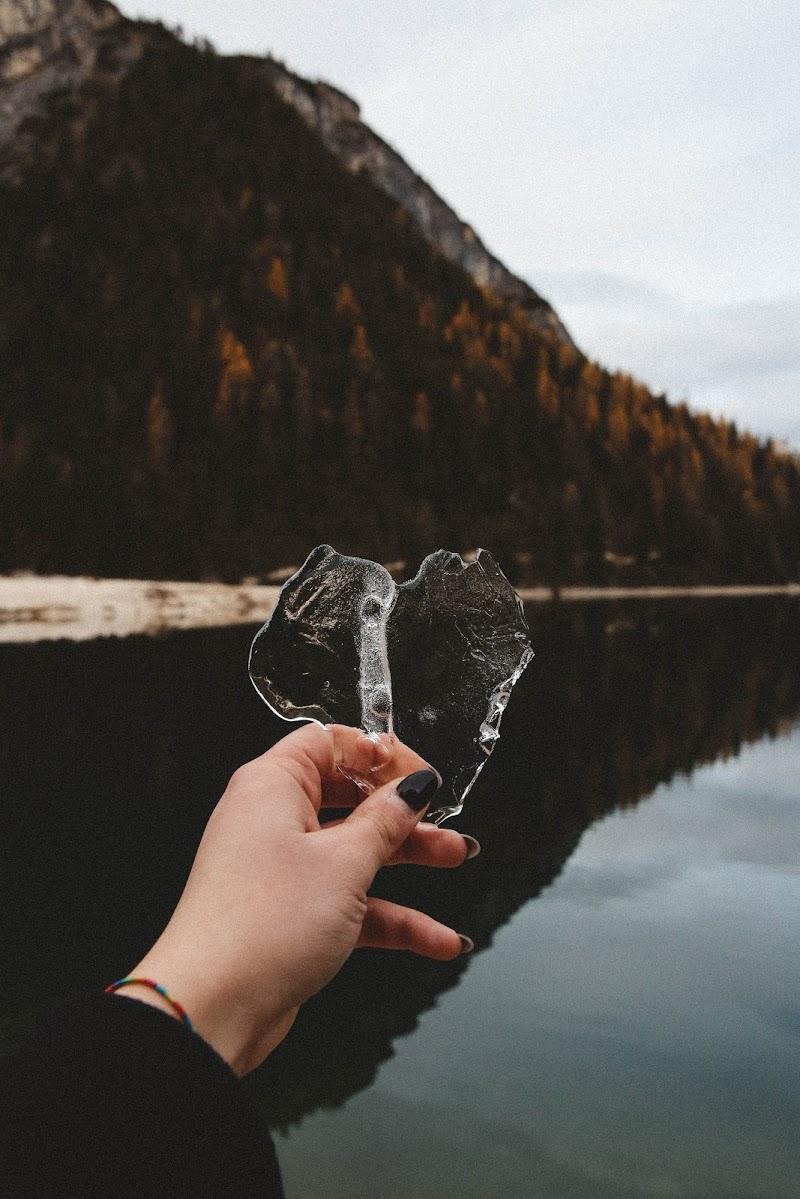 Cuore di ghiaccio. di chiaraguzzomi