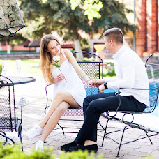 Wedding photographer Oksana Borovko (Sana). Photo of 10.05.2017
