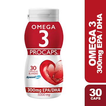 Omega 3 Frasco X 30 CBG