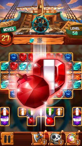 Jewel Voyage: Match-3 puzzle 1.2.0 screenshots 2