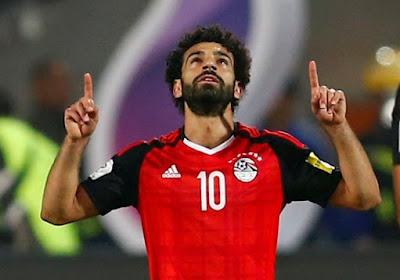 Salah sur la pelouse contre l'Uruguay? La nouvelle qui rend espoir aux Pharaons