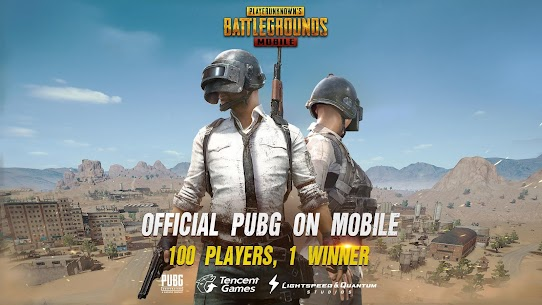 PUBG MOBILE MOD 0.5.0 (Unlimited Money) Apk + Data 1