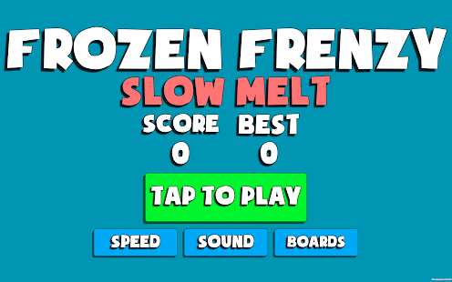 Frozen Frenzy- screenshot thumbnail