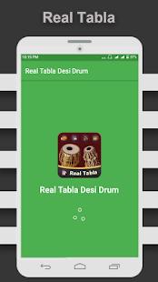 Real Tabla - náhled
