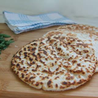 Coconut Flour & Psyllium Flatbread.