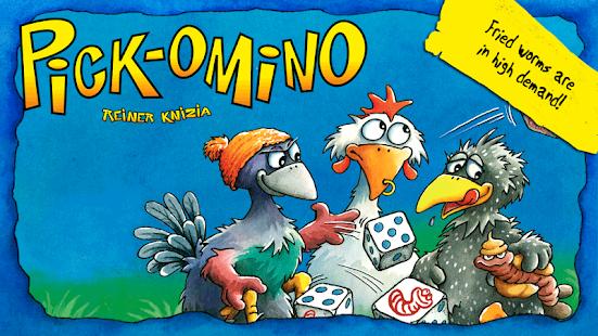 Pickomino by Reiner Knizia- screenshot thumbnail