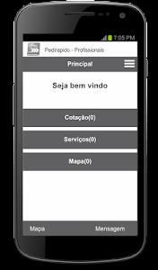 Pedirapido - Profissional screenshot 2