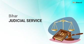Bihar Judicial Service Exam 2020 - BPSC High Court Exam
