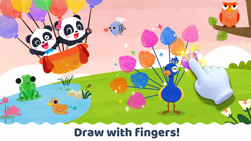 PC u7528 Baby Panda's Art Classroom: Music & Drawing 2