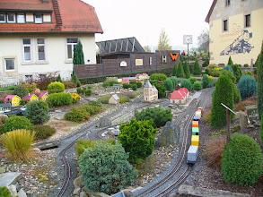 Photo: Eisenbahnwelten Rathen