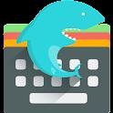 Gif Клавиатура-Emoji (Акула) icon
