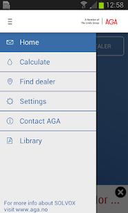 AGA Aquaculture screenshot