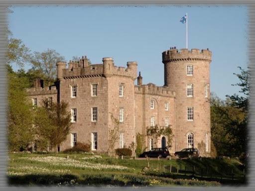 Scottish Castles Wallpaper