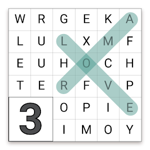Word Search 3 for PC and MAC