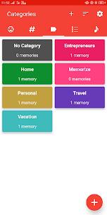 Memorize – Diary, Journal, Mood Tracker MOD (Premium) 3