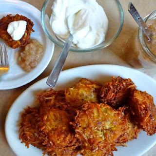 Elizabeth'S Potato Latkes Recipe