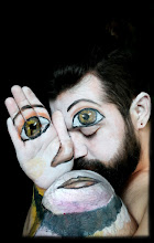 Photo: Body paint versión ecce homo