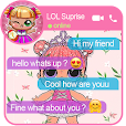 Chat With Surprise Lol Dolls - Prank file APK for Gaming PC/PS3/PS4 Smart TV