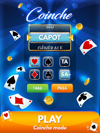 Belote & Coinche: le Du00e9fi 2.1.18 screenshots 11