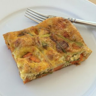 Sweet Potato Breakfast Quiche (Whole30).