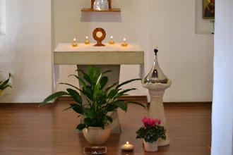 Photo: La Cappella dove ha pregato fr. Charles