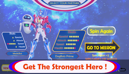 Ultra Hero Fusion : Superhero Ultra Man Battle 1.0.1 screenshots 4