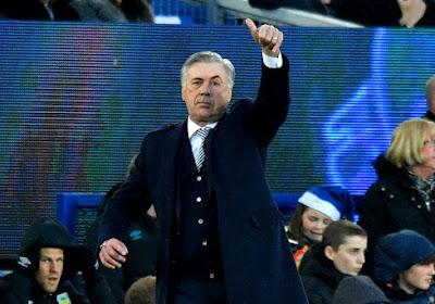 Carlo Ancelotti ne perd pas des yeux son objectif principal