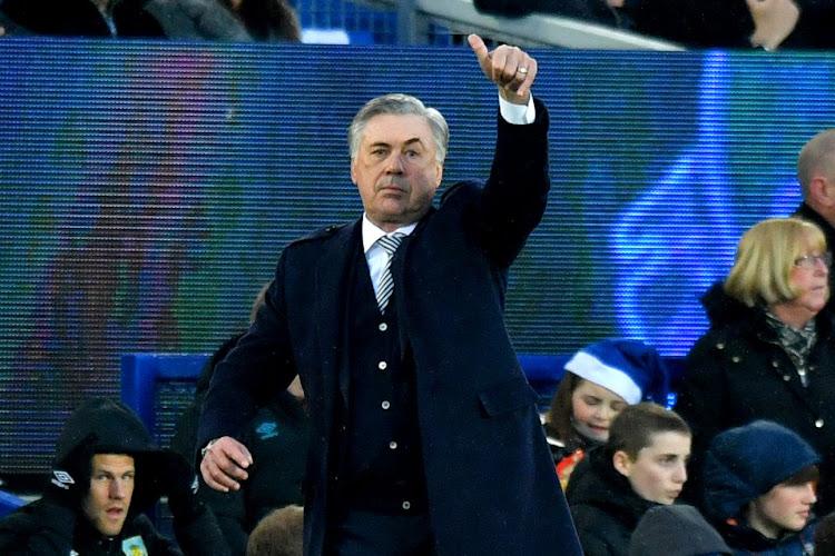 Deux joueurs dans les bagages d'Ancelotti au Real Madrid ?