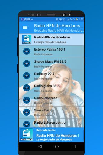 Radio HRN de Honduras en vivo la voz ss3