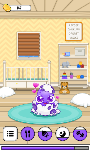 Moy 6 the Virtual Pet Game  captures d'u00e9cran 1
