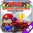 Future Speed Racing Transformed 3D APK