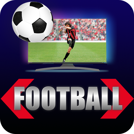 LIVE FOOTBALL TV STREAMING HD Icon