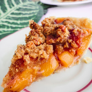 Peach Crumble Pie Recipes