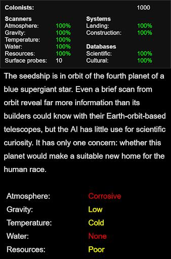 Seedship 1.2.8 screenshots 2