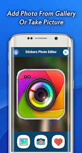 Stickers Photo Editor Pro - Photo Collage Maker - náhled