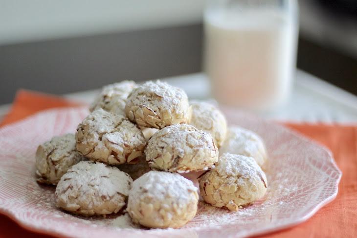 Italian Almond Cookies Recipe