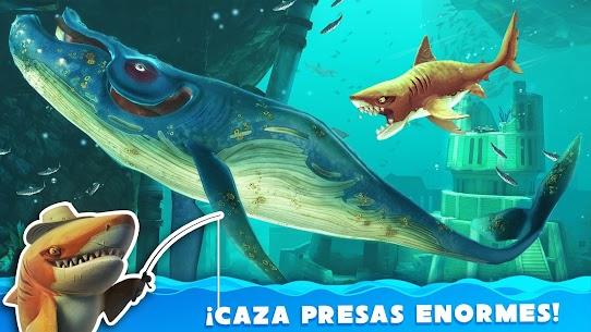 Hungry Shark World (MOD) APK 2