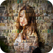 Mosaic Effect : Photo Editor and Photo Collage