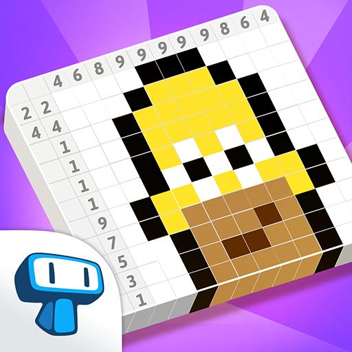 Logic Pic ✏️ -  Picture Cross & Nonogram Puzzle (game)