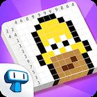 Logic Pic  -  Picture Cross & Nonogram Puzzle icon
