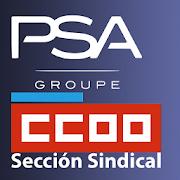 Aplicación CCOO Citroën-Vigo