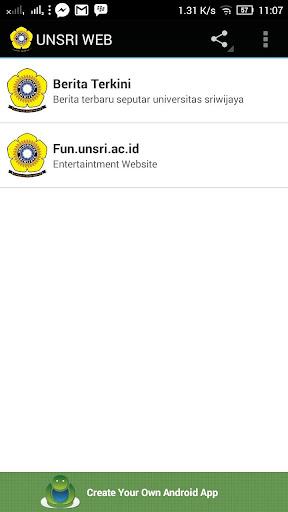 Unsri (beta)|玩新聞App免費|玩APPs