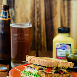 Vegetarian Hummus Sandwich Recipes.