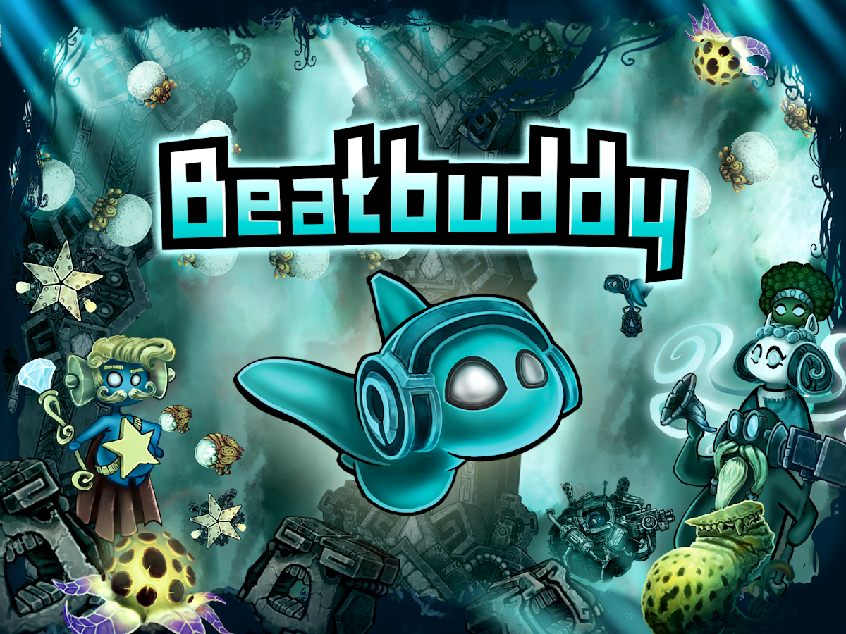 Beatbuddy- screenshot
