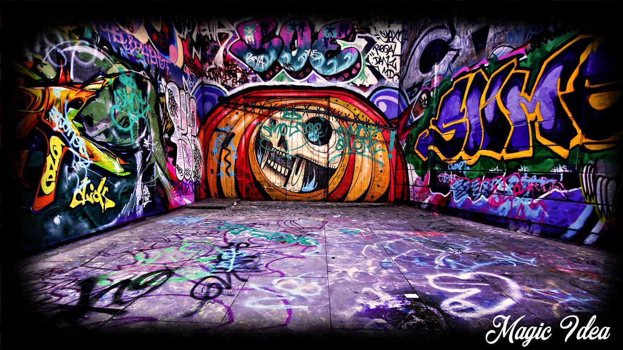 Contoh Gambar Grafiti Di Buku Gambar  Sobgrafiti