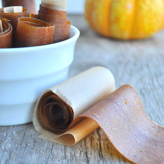 Pumpkin Apple Fruit Leather