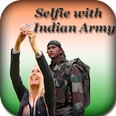 Selfie With Indian Army